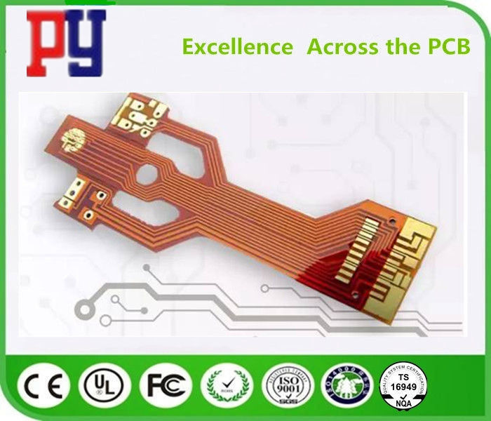 High Precision Prototype PCB Printed Circuit Board 2 Layers 0.1~0.30MM Thickness