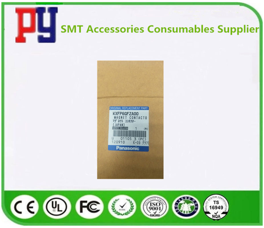DC24V SMT Spare Parts , Surface Mount Parts KXFP6GFZA00 Magent Contacto SD-Q12